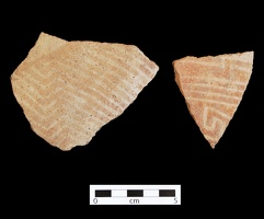 Casa Grande Red-on-buff Sherds