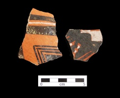 Fourmile Polychrome Sherds