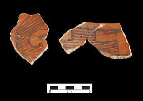 St Johns Polychrome Sherd Interiors
