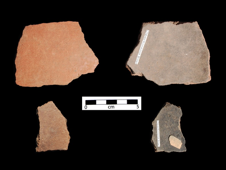 Kinnikinick Brown Sherds