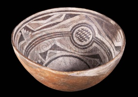 Mimbres Style III Bowl