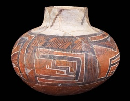 Fourmile Polychrome Jar