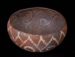 St Johns Polychrome Bowl