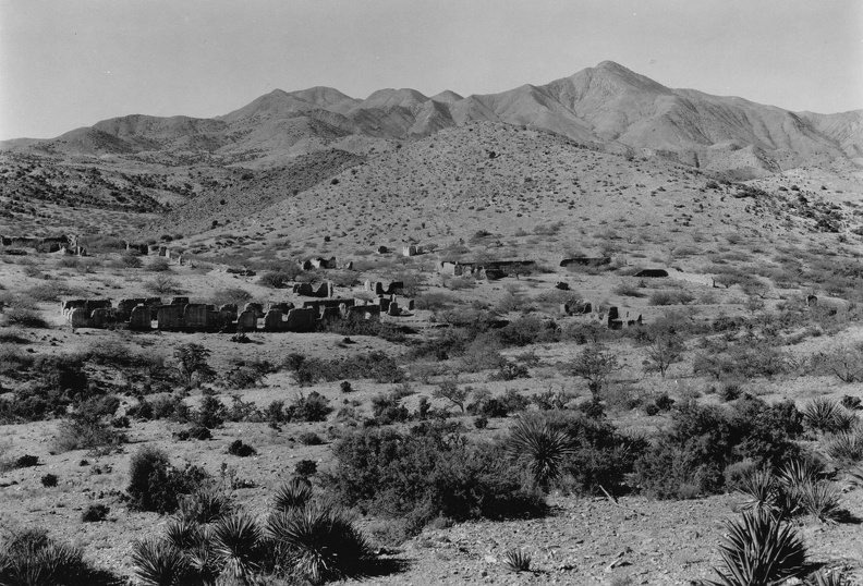 Fort Bowie, 1935