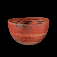 Tusayan Polychrome Bowl, Alternate View