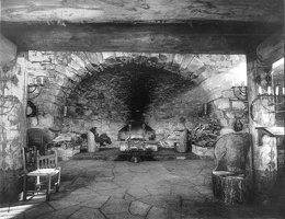 Hermit's Rest Fireplace