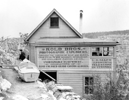Kolb Studio after the 1911 River Trip