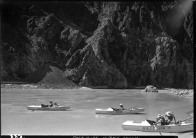 Norm Nevills' River Expedition, 1938