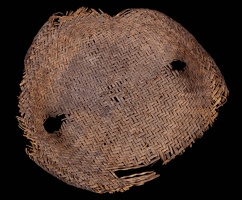 Prehistoric Basketry Sifter