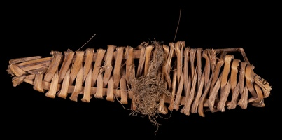 Yucca Basketry
