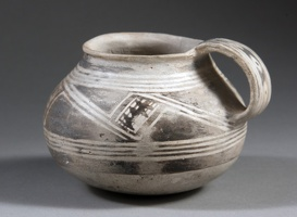 Kayenta Black-on-white Mug