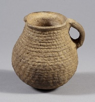 Tusayan Corrugated Pitcher