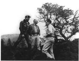 Geology Briefings, Bonito Lava Flow, 1964