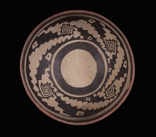 Gila Polychrome Bowl, Alternate View