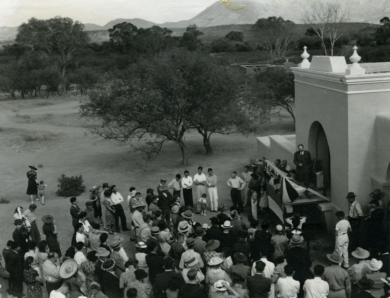 Dedication of the Museum, 1939