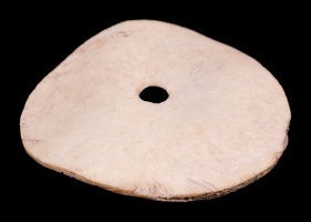 Bone Spindle Whorl