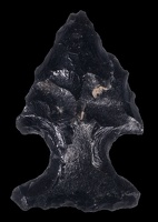 Obsidian Projectile Point