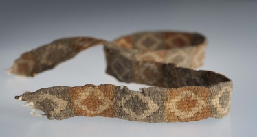 Polychrome Band or Strap, Alternate View