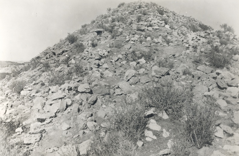 Tuzigoot Before Excavation
