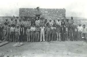 Excavation Crew, ca. 1934
