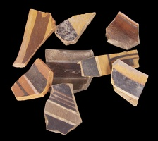 Jeddito Yellow Ware Sherds