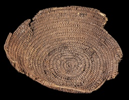 Coiled Yucca Basket