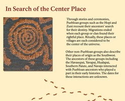 In Search of the Center Place
