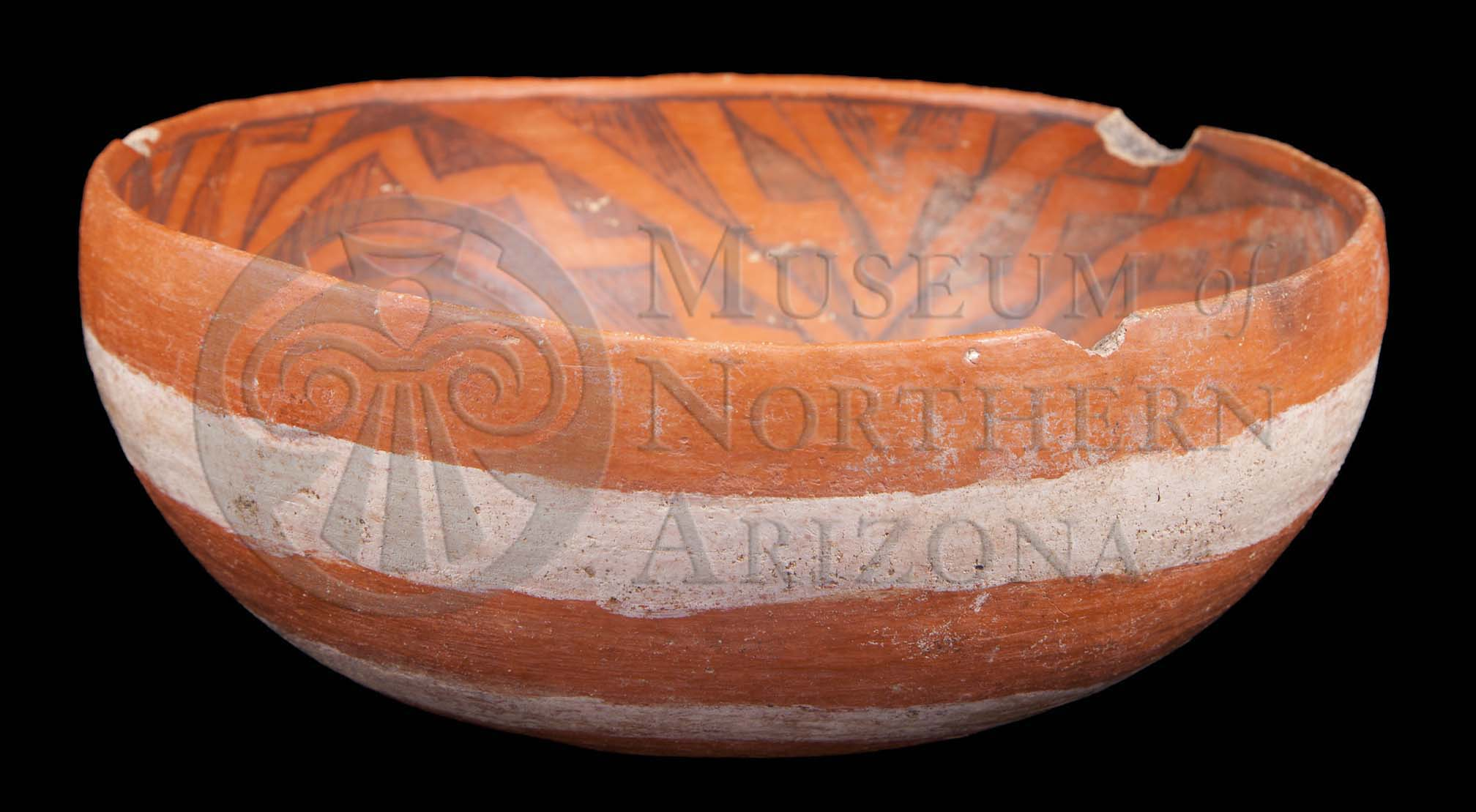 St Johns Polychrome American Southwest Virtual Museum