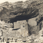 Montezuma Castle in 1900