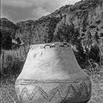 Jar at Bandelier National Monument