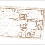 Map of Casa Grande Compound A