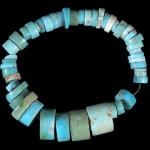 Turquoise bracelet, Wupatki