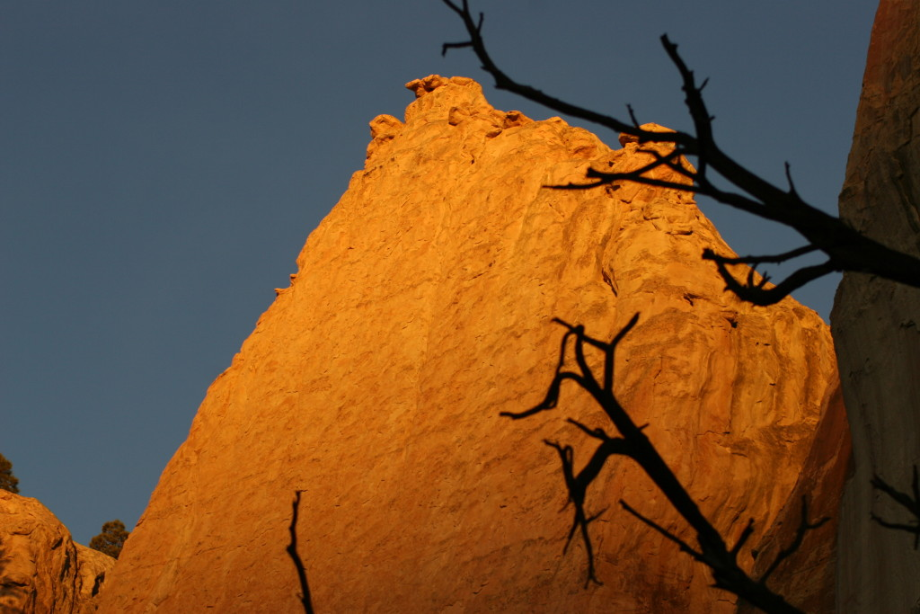 Inscription Rock, El Morro National Monument.  Click the image to open the El Morro NM gallery.