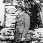 Polly Patraw, the first female ranger-naturalist at Grand Canyon