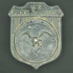 NPS Ranger badge