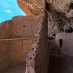 Masonry wall, Tonto National Monument