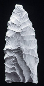 Eden lanceolate projectile point, late Paleoindian period